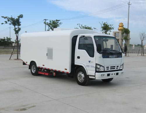 HLN5071TXCQ吸尘车
