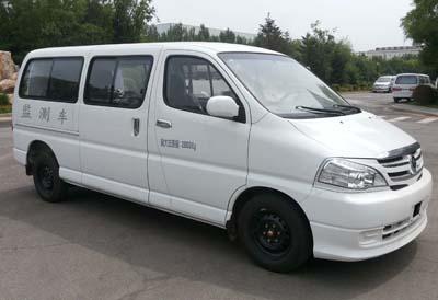 SY5031XJEL-D4S1BG29监测车