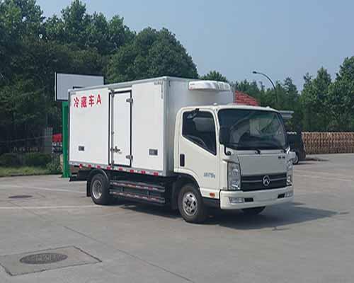 KMC5042XLCEVA33D纯电动冷藏车