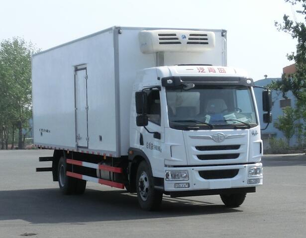 CA5189XLCPK2L5E5A80冷藏车