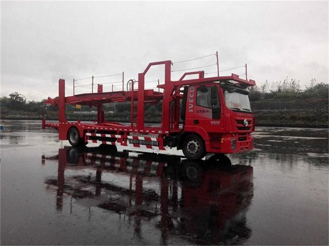 QYZ5180TCL681车辆运输车