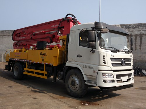SX5180THBGP5混凝土泵车