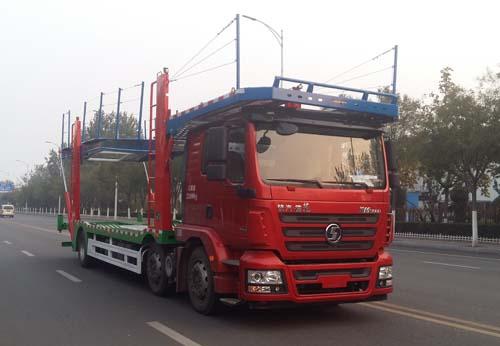 SX5210TCLMC9车辆运输车