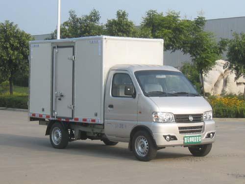 KMC5033XXYEVB29D纯电动厢式运输车
