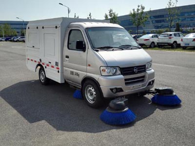 KMC5022TSLEV29D纯电动扫路车