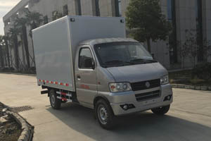 HQG5031XXYEV4纯电动厢式运输车
