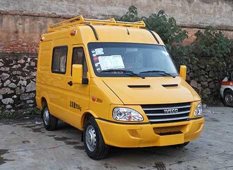 NJ5049XGC5工程车