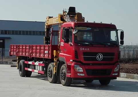 PFT5250JSQAXV随车起重运输车