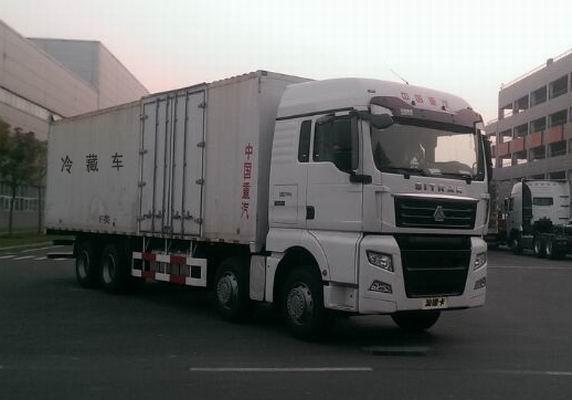ZZ5326XLCV466HE1冷藏车