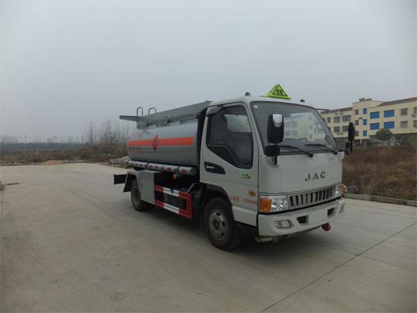 HQG5070GRY5HF易燃液体罐式运输车