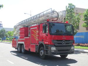 ZXF5320JXFDG32登高平台消防车
