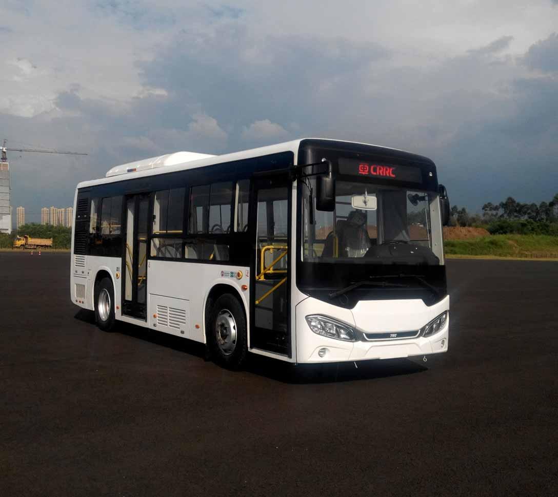 TEG6851BEV13纯电动城市客车