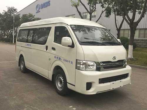 XMQ5035XGCBEVS纯电动工程车