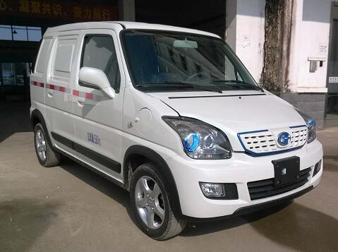 CH5025XXYBEVC3CA纯电动厢式运输车