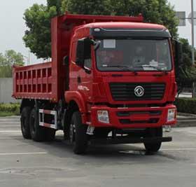 EQ3250GD5DA自卸汽车
