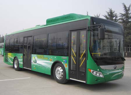 ZK6105CHEVNPG35C插电式混合动力城市客车
