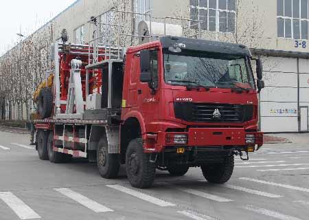 KRT5311TLG连续油管作业车