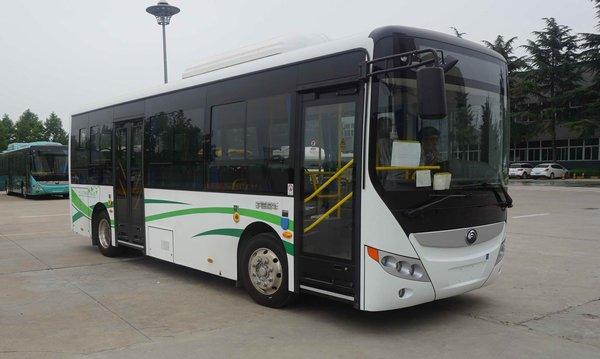 ZK6805BEVG13纯电动城市客车