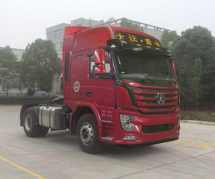 CGC4180D5DALD牵引汽车