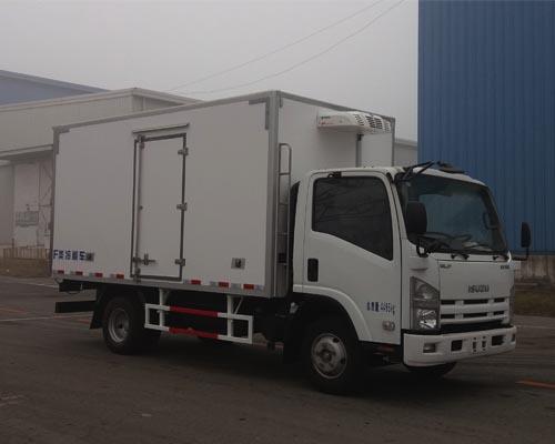 ZJV5044XLCSD5冷藏车