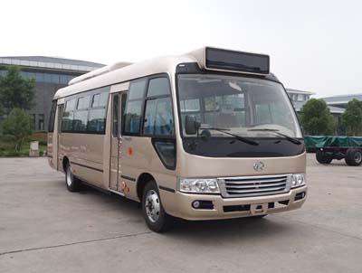 HFF6803GEVB纯电动城市客车