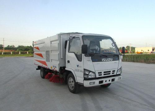 CSC5073TSLWV扫路车