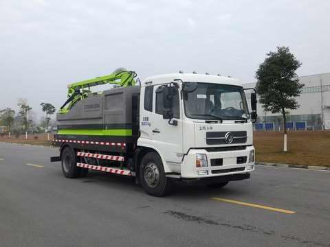 ZLJ5189GQXDFE5下水道疏通清洗车