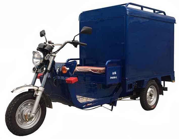 JF4500DZH-7C电动正三轮摩托车