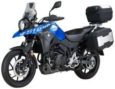 铃木两轮摩托车
