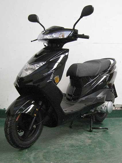 JY125T-4两轮摩托车