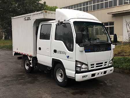 QL5040XXYA5EWJ厢式运输车