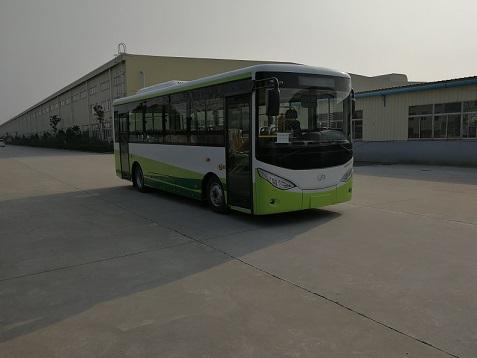 HKL6801GBEV1纯电动城市客车
