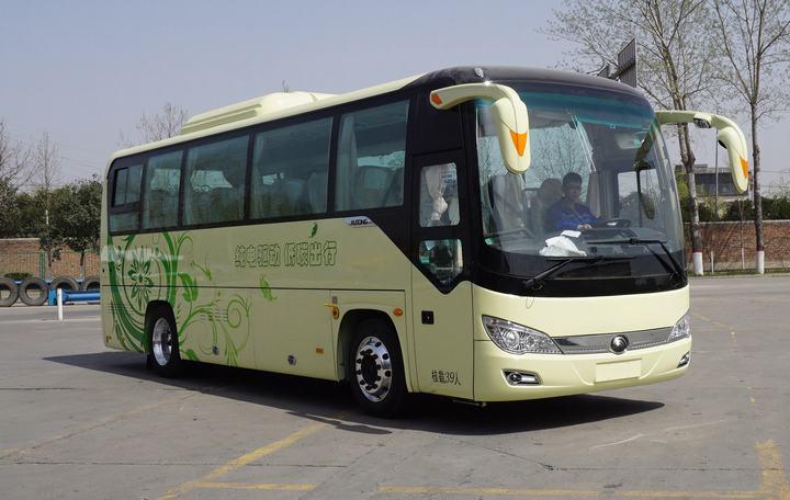 ZK6906BEVQY52纯电动客车