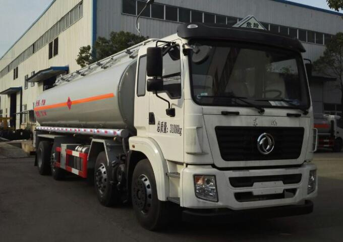 DLQ5312GYYEL5铝合金运油车