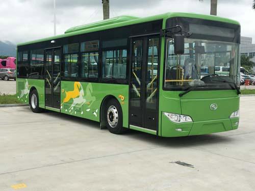 XMQ6106AGBEVL6纯电动城市客车