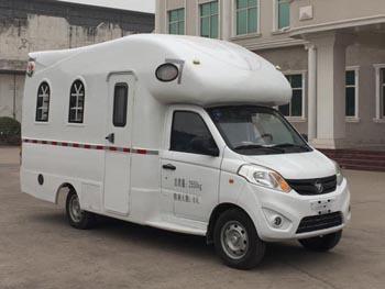 福田伽途单排旅居车