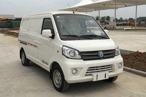 HQG5022XXYEV2纯电动厢式运输车