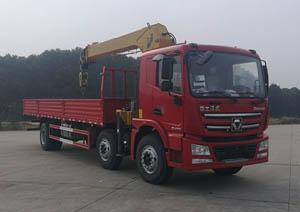(8-12吨吊机)徐工汉风随车起重运输车