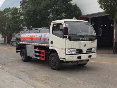CLW5040GJYE5加油车