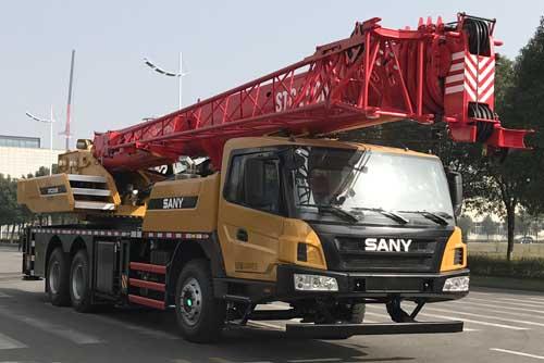 SYM5326JQZ(STC250H)汽车起重机