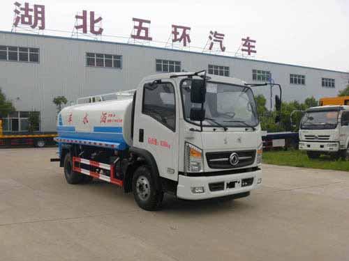 华通牌5吨洒水车(HCQ5082GSSES5)的六大优势