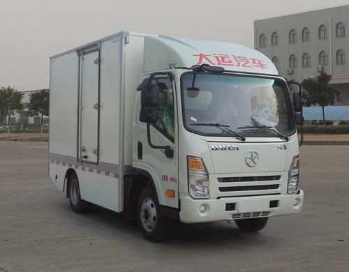 DYX5044XXYBEV1AAAJEAHZ纯电动厢式运输车
