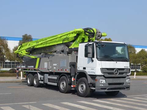 ZLJ5440THBBE混凝土泵车