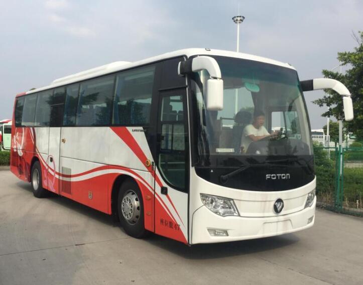 BJ6103EVUA-1纯电动客车