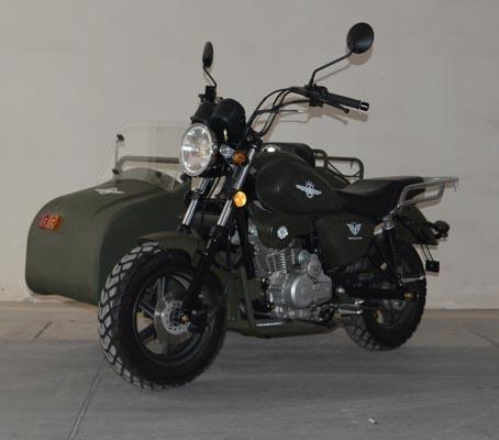 SY150B边三轮摩托车