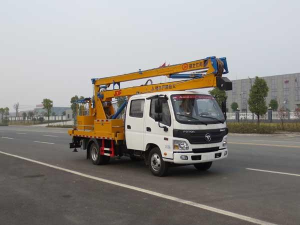 JDF5060JGK14B5高空作业车