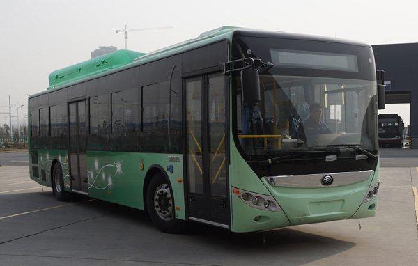 ZK6125CHEVNPG35插电式混合动力城市客车