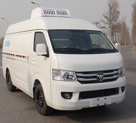 BJ5039XLC-C5冷藏车