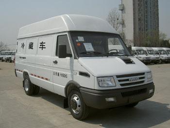 南京依维柯冷藏车