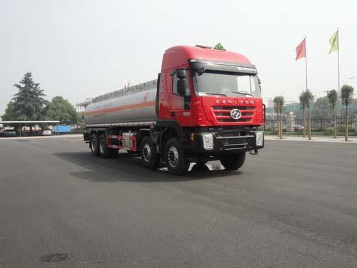 SGZ5311GYYCQ5铝合金运油车